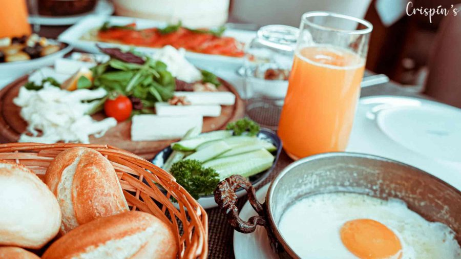 Health is important: Use these tips for a healthy brunch